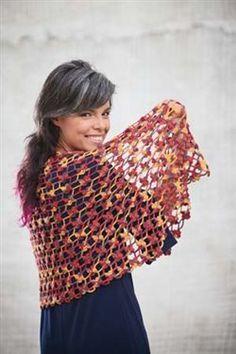 Esther Shawl - Media - Crochet Me