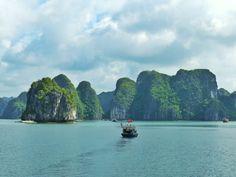 Halong Bay, un imprescindible en todo viaje a Vietnam!