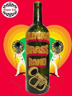 Bollywood Brass Band / Gypsy Ink