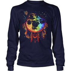 #PUG DREAMCATCHER T SHIRT, Order HERE ==> https://www.sunfrog.com/LifeStyle/130191670-849828466.html?89701, Please tag & share with your friends who would love it, #superbowl #renegadelife #jeepsafari
