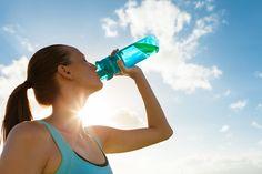 Pitie vody, pitný režim