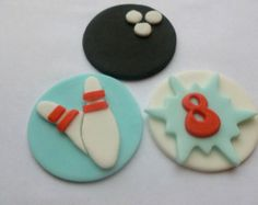 ten pin bowling cake - Google Search