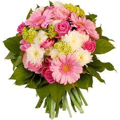 Un air de soie ! Tendre et raffiné, le charme innocent de ce frais bouquet nous a conquis. Rassemblant la féminité assumée et l'enfance ingénue, cette composition intemporelle est parfaite en toute occasion. Une valeur sûre à offrir juste pour le plaisir.
