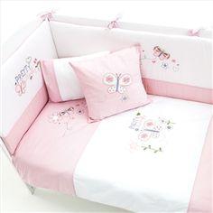 Funna Baby Pretty Uyku Seti 80x140 cm 5501 Şık Tasarım Bebek Uyku Seti