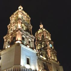 Cathedral in Durango Mexico