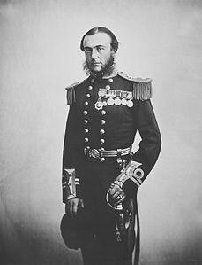 Ernest,IV Principe di  Leiningen (1830-1904)