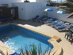 Villa Pukaroa for 8p in Tias for rent in Lanzarote