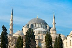 Moschea di Solimano - Istanbul - Monumenti ed edifici storici