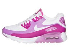 Nike Sportswear AIR MAX 90 ULTRA BREATHE Baskets basses white/pink/purple prix Baskets Femme Zalando 149.95 €