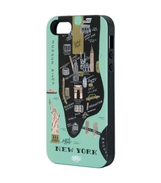 New York iPhone 5 Case