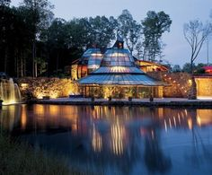 Wow!!!! Organic architecture..luv