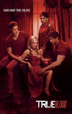 Can't wait for the next season of True Blood to start.