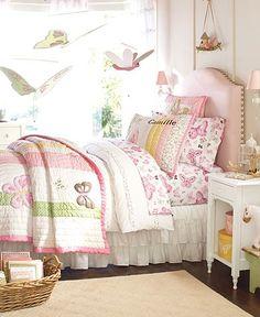 Camille Bedroom | Pottery Barn Kids