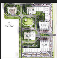 Landscape Plane, Urban Landscape, Landscape Design, Industrial Architecture, Landscape Architecture, Urban Design Diagram, Urban Park, Design Language, Modern Landscaping