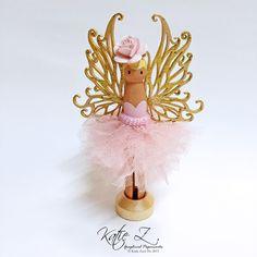 Katie Z. Paperworks: Fairy Nimble