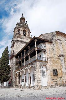 Iglesia de Santa María la Mayor, Ronda, Málaga.