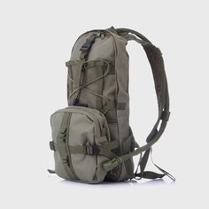 Molle Military Tactical Hydration Backpack Nylon Camel Water Bladder Bag For Cycling To Make One Feel At Ease And Energetic 3l Water Bag Outdoor Camping Camelback