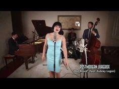 Bad Blood - Vintage Ella Fitzgerald - Style Taylor Swift Cover ft. Aubrey Logan - YouTube