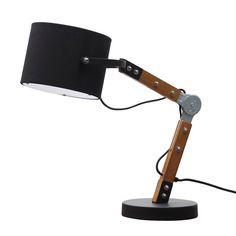 Tafellamp Snapshot - zwart 1 lichtbron