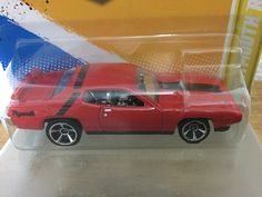 Hot Wheels - 71 Plymouth Road Runner (2013)