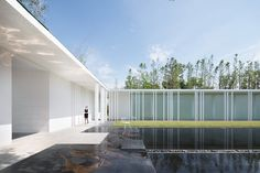 Gallery of Landscape Design of Suzhou Vanke Great Lake Park / LANDAU international design - 2