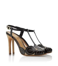 Alexa sandal by Tory Burch