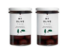 My Olive Tree KALAMATA OLIVES