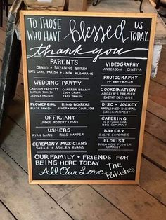Take picture so people can look at the program at their seats and not have to pay to print out programs! Cute Wedding Ideas, Wedding Goals, Perfect Wedding, Fall Wedding, Our Wedding, Wedding Planning, Dream Wedding, April Wedding, Wedding Stuff