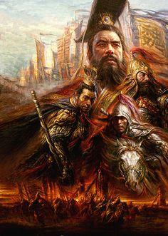 three kingdoms wallpaper - Google Search