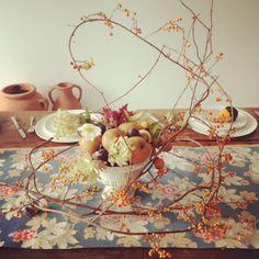 Beautiful arrangements by BRRCH