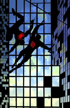 Frank Miller • awesomecomicthings.tumblr.com