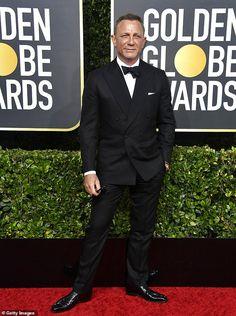 Golden Globes Rachel Weisz leaves after party with Daniel Craig Best Actress, Best Actor, Christopher Abbott, Best Television Series, Kaitlyn Dever, Randy Newman, Sam Mendes, Best Screenplay, Natasha Lyonne