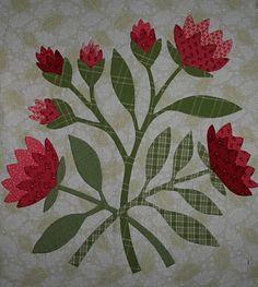 Applique BOM designed by Sujata Shah