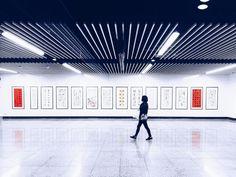 last metro train 赶末班车  #phoneonly #onlyphone #上海 #shanghai #shanghaicity #metro #metrogram #iphonegraphy #phonephotography  有几个上海地铁站还是很独特的希望有时间来整理个列表不过总要在最好一班车来拍否则都是人