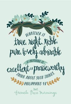 Philippians4.8