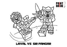 Lego Chima Duplo Coloring Pages Sofia The First Playmobil Bricks