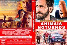 Tudo Capas 04: Animais Noturnos - Capa 02 Filme DVD