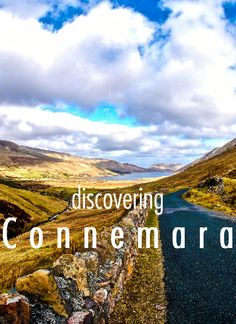 Discover the beautiful Connemara National Park in Western Ireland!