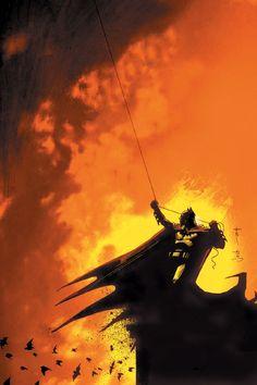 thedarkageofcomix:  Batman by Jock
