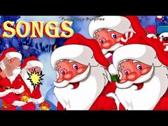 Full Movie Fireworks * Merry Christmas * Happy New Year SONG * Elsa and Santa Claus Animation - YouTube