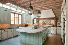 30 Country Kitchens Blending Traditions and Modern Ideas, 280 Modern Kitchen…