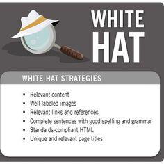 SEO White Hat es la manera de construir un negocio en linea sostenible