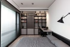 Apartment in Taipei by LCGA Design