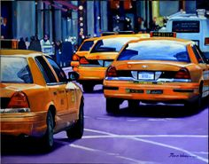 Táxis New York Taxi, Vehicles, Art, Life, Vehicle, Tools