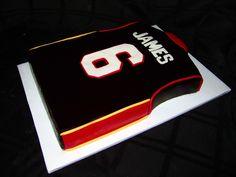 Lebron James Cake — Basketball / NBA