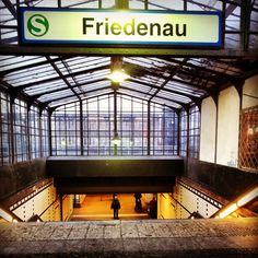 Friedenau, the community where my mother was raised, where her parents lived until their deaths.