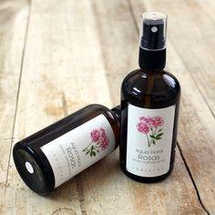 Hidrolato de Rosas BIO | Agua floral de Rosas, todo tipo de piel