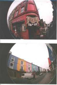 London, Portobello Road
