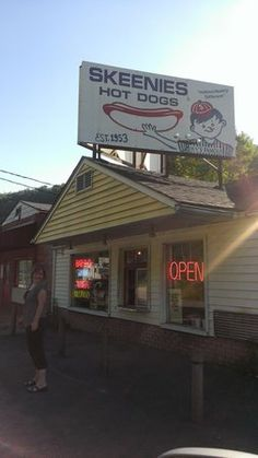 *#68 of 245 Restaurants in Charleston *Skeenies of West Virginia 2399 Sissonville Dr, Charleston, WV 25312-1334 Oh those hot dogs!!!