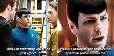 Star Trek | Pike & Spock